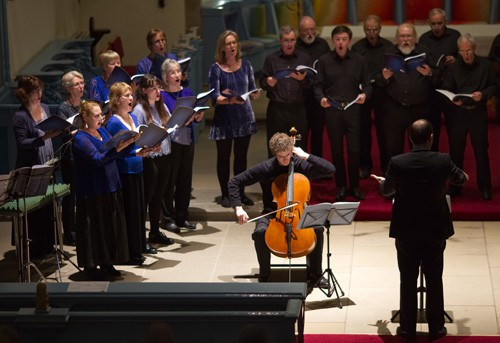Scottish Chamber Choir reaches 50