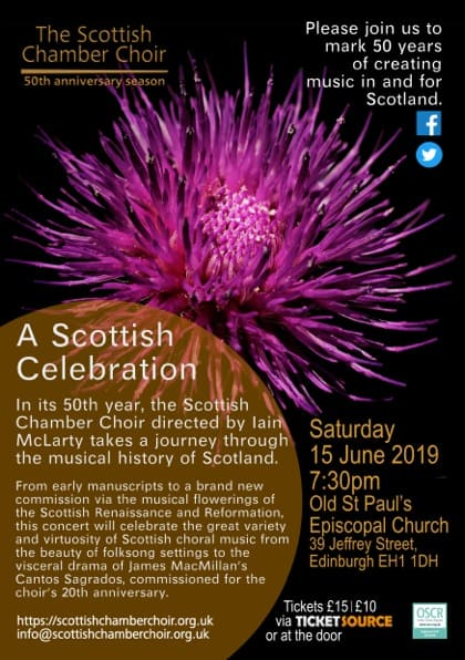 The Scottish Chamber Choir